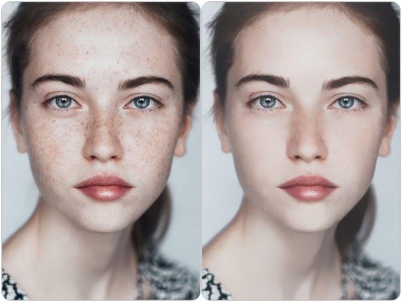 Hướng dẫn cách làm mịn da bằng Photoshop online