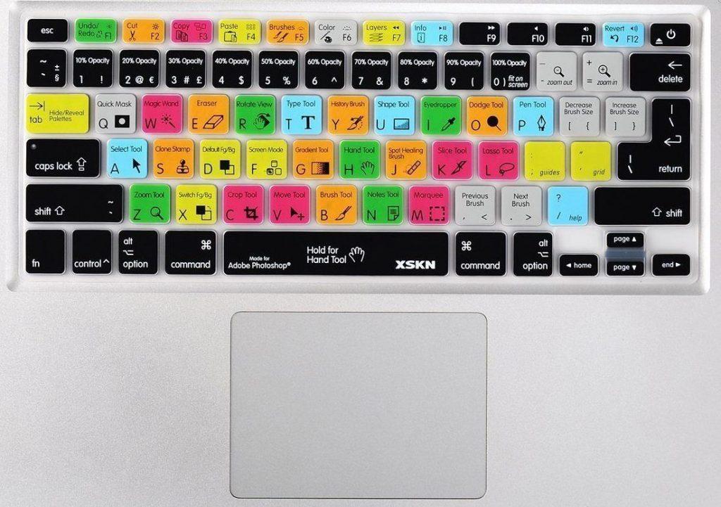 Tổng hợp các phím tắt siêu tiện ích trong photoshop online